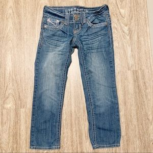 Hydraulic Size 0 Jeans
